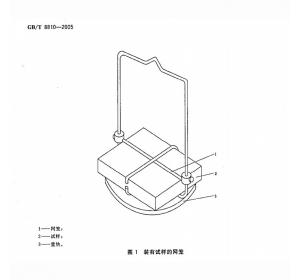 硬质泡沫塑料吸水率测定仪配件网笼