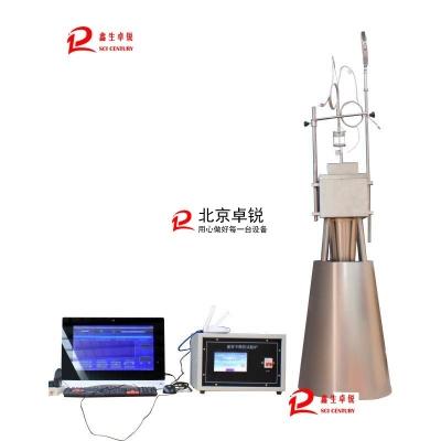 JCB-2型电脑+触摸屏建材不燃性试验炉