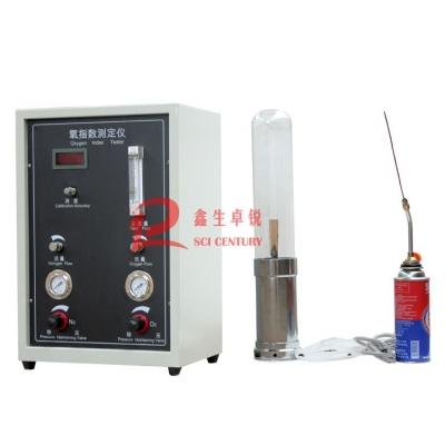 JF-3型数显氧指数测定仪(GB/T2406)