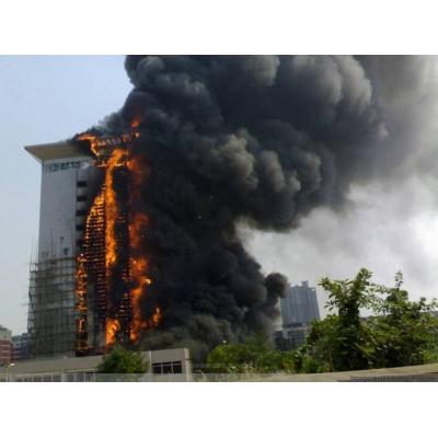 浅析关于建筑材料燃烧性能分级方法相关知识