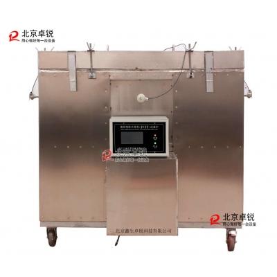 钢结构防火涂料隔热效率试验炉GJL-18型