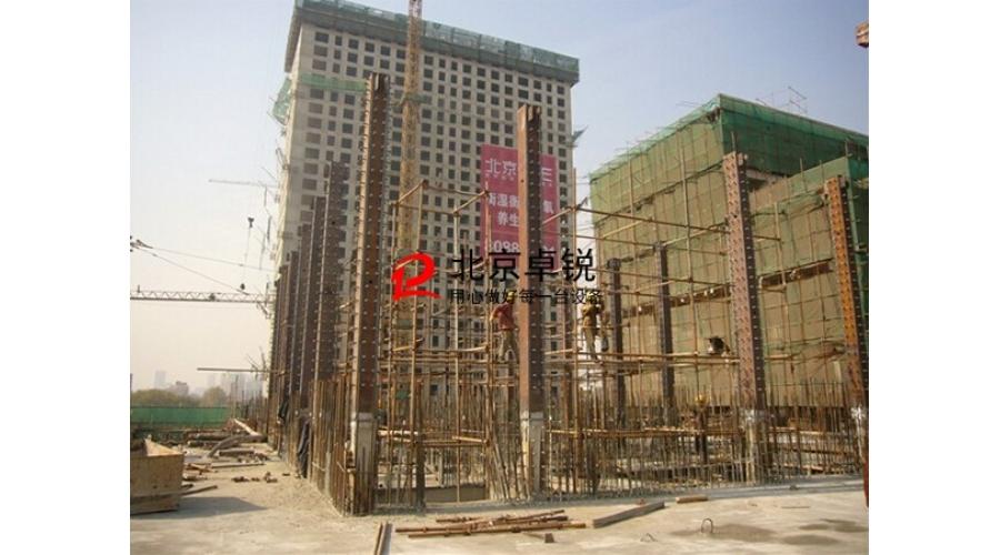 北京通州某高级会馆钢结构检测项目