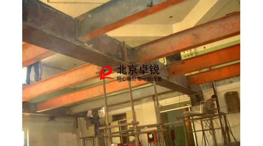 百姓家园钢结构夹层工程